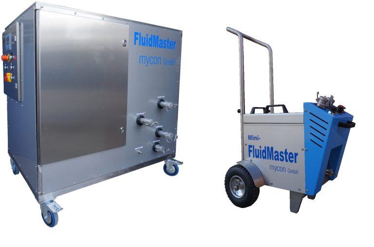 FluidMaster and MiniFluidMaster